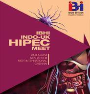 IBHI Indo-UK HIPEC Meet