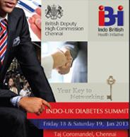 INDO-UK Diabetes Summit